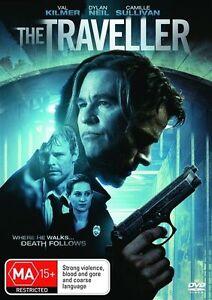 The Traveller (DVD, 2010)*R4*Val Kilmer*VGC