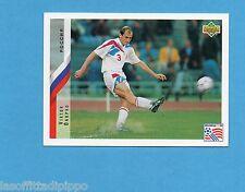 Figurina/CARDS-UPPER DECK 94 -WC USA 94- n.217- ONOPKO - RUSSIA