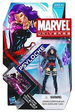 "PSYLOCKE RARE ( 4"" ) 2011 MARVEL UNIVERSE ( SERIES 4 ) X-MEN ACTION FIGURE #005"