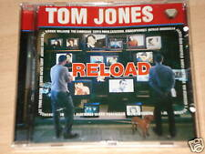 TOM JONES RELOAD CD BURNING DOWN THE HOUSE / MAMA TOLD ME NOT TO COME / SEXBOMB