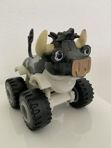 SMASHY 🐄 : Blaze and the Monster Machines. Fisher-Price Die-Cast.