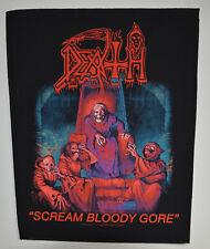 DEATH - Scream Bloody Gore - Backpatch - 30 cm x 36,3 cm - 164597
