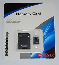 Micro SD Memory Card SDXC SDHC TF Flash Class 10 For Android Camera Phone
