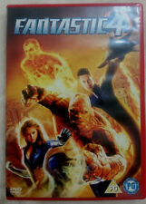 DVD - Fantastic 4 (UK) / Fantastic Four (DE) / Fantastyczna Czwórka (PL)