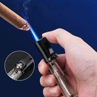 Torch Jet Lighter Refillable Windproof Butane Electric Plasma Cigar Lighters