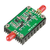HF VHF UHF FM Transmitter RF Short-wave Power Amplifier Ham Radio 2MHz-700MHZ 3W