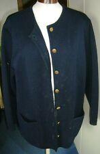 Top mujer pullover Trachten chaleco (7 botones) de canda c&a talla L