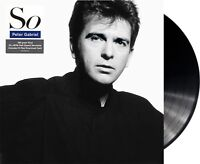 "Peter Gabriel ""so"" 180gr heavyweight Vinyl LP + MP3 NEU Album Re-Issue 2016"