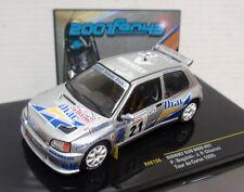 RENAULT CLIO MAXI #21 BUGALSKI RALLY TOUR DE CORSE 1995 1/43 IXO RAC156