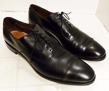 """VGUC Allen Edmonds """"Park Avenue"""" Men's Size 13 AA Black Leather Captoe Oxfords"""