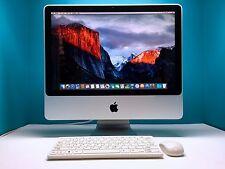 "Apple iMac 20"" Mac Mini Desktop Computer Upgraded 4GB RAM 21.5 24 DVD"