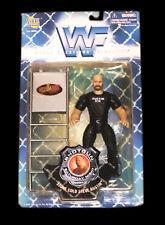WWF WWE SHOTGUN SATURDAY NIGHT STONE COLD STEVE AUSTIN TOY ACTION FIGURE MOC
