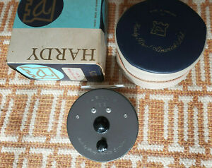 * RARE Hardy Marquis #8/9 Multiplier Fly Reel - W/Original Case+Box - Excellent