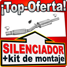 Silenciador Intermedio FIAT CINQUECENTO 1.1 SPORTING 10.1994-1998 Escape NPT