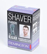 Remington F4800 Pivot & Flex Men's Rechargeable Trimmer Foil Shaver *REPACK*