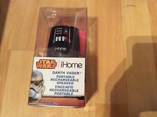 Star Wars Rechargeable Mini Speaker - Darth Vader (Li-M89DV.FX) Zi