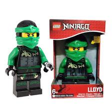 Lego NINJAGO LLOYD Sky Pirates NINJA Wecker Uhr Digitalanzeige Action Figures