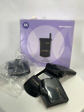 Collectible Motorola Startac St7868w Verizon CDMA Cell Flip Cell Phone - Works!