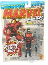 Vintage ☆ Daredevil Marvel Superheroes Action Figure Moc Carded Toybiz 90s Black