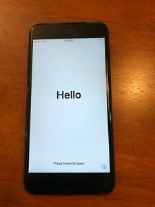Apple iPhone 7 Plus - 256GB - Black (Unlocked) A1661 (CDMA + GSM) - USED