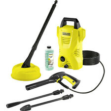 NEW Karcher K2 Compact Pressure Washer and Patio Cleaner 240V 110 bar UK SELLER