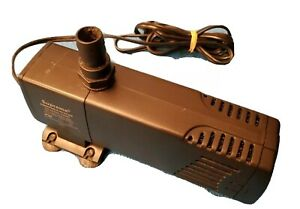 Ovation 1000 Submersible Power Jet Filter - 265 Gph MAKE OFFER FREE SHIPPING