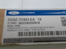 New Ford OEM Transmission Gear Shift Housing Bezel DG9Z7D443EA.