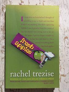 FRESH APPLES Rachel Trezise - PB VGC 2007 - 11 Stories Contemporary Comedy Raw