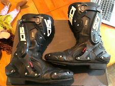 SIDI Gore-Tex WATERPROOF Motorcycle Boots EUR 43 Boxed BARGAIN! Stivali ST