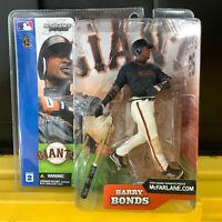 "Barry Bonds San Francisco Giants MLB 6"" Figure McFarlane Series 2  Black NEW"