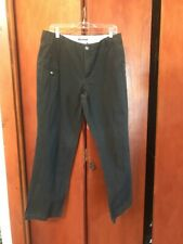 Columbia casual slacks pants. Women's size 14 Black. Slacks