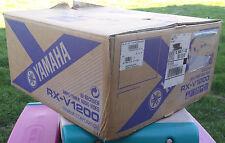 YAHAMA RX-V1200 Empty Box Only for AV Receiver Ampli-Tuner Audio Video Unit Rare
