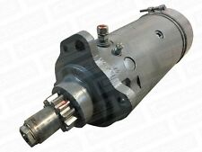 International TD8,B450 Tractor CAV CA45 12-16 Starter Motor. SERVICE EXCHANGE