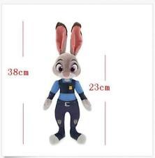 Zoomania Zootopia Judy Hopps Plüsch Figur Stofftier Geschenk Kinder Plush 38cm