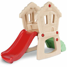 Little Tikes Hide and Seek Climber and Swing Set Children Toy Outdoor Playset