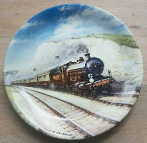 """Collectors Railway Plate """"Southern Belle"""""""