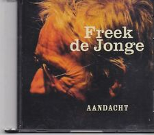 Freek De Jonge-Aandacht promo cd single