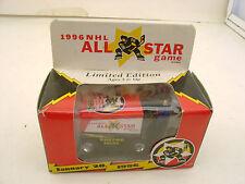 WHITE ROSE MATCHBOX 1996 NHL HOCKEY ALL STAR GAME DIECAST BOSTON MASS ZAMBONI NE