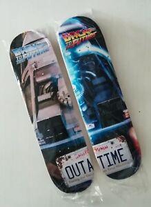 Tabla Skate - Madrid - Back to the future - Rare!