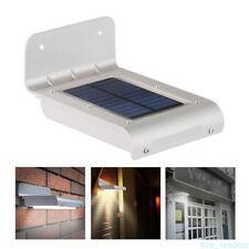 Solar Lights Wireless Motion Sensor Light Waterproof Garden Lamp 46LED 24LED 16