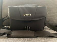OEM Genuine Canon Shoulder Bag 100ES for EOS Rebel T1i T2i T3i T4i T5i T6i 60D