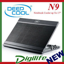"Deepcool N9 Notebook Cooler up To 17"" Angle Adjustable Antislip  Aluminium"