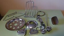 Harley Davidson Chrome Parts