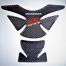 Suzuki GSX-R 1000 GSXR GSX-R1000 Authentic Carbon Fiber Tank Protector Pad trim