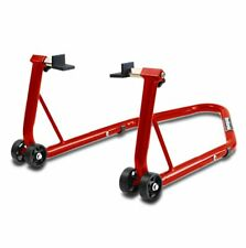 Motorcycle Paddock Stand Rear ConStands Universal Classic Racing S Red 393215