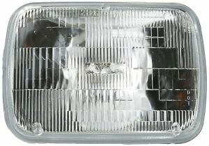 (Set Of 2) Wagner H6054 Lighting - Exterior - Headlight, High Beam and Low Beam