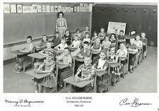 Mary R. Bazemore's 2nd grade class 1962-63, M.C. Williams School, Germantown, TN