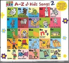 A-Z OF KIDS SONGS 2 CD 2006 ABC For Kids