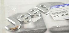 Jeep Compass Grand Cherokee Patriot Liberty Hood Nameplate Emblem Chrome new OEM