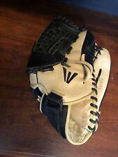 "New listing Easton Softball Glove Oil Tanned Natural Elite 14"" Right Hand Thrower"